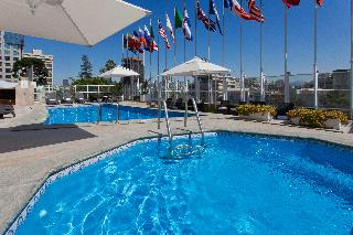 Crowne Plaza Santiago - Pool