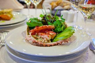 Crowne Plaza Santiago - Restaurant