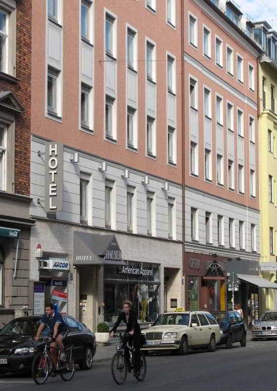 Hôtels pas cher à Munich