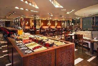 Mercure Santiago Centro - Restaurant
