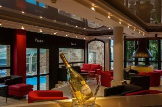 Au grand hotel de Sarlat-Pavillon du Selves
