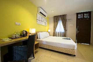 De Palma Hotel Kuala Selangor - Zimmer