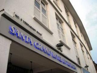 Santa Grand Little India - Generell