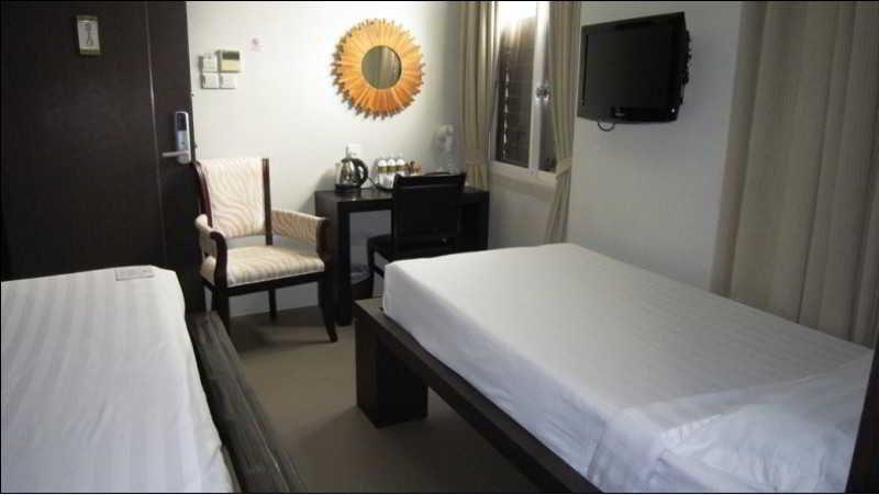 Santa Grand Little India - Zimmer