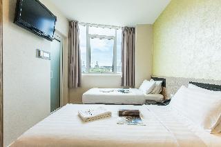 Fragrance Hotel - Ocean View - Zimmer