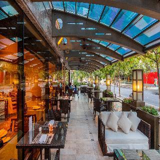 Plaza El Bosque Ebro - Restaurant