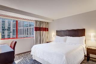 Four Points by Sheraton Santiago - Zimmer