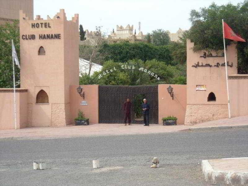 Club Hanane, Avenue Erraha Zone Touristique…