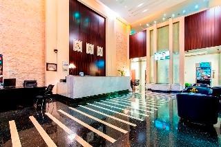 Nojoum Hotel Apartment - Diele