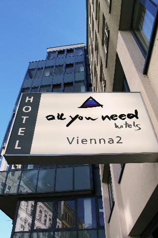 All you Need Hotel Vienna 2 - Generell
