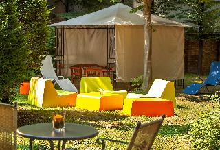 All you Need Hotel Vienna 2 - Terrasse