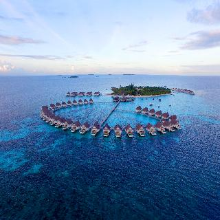 Centara Grand Island, South Ari Atoll Maldives…