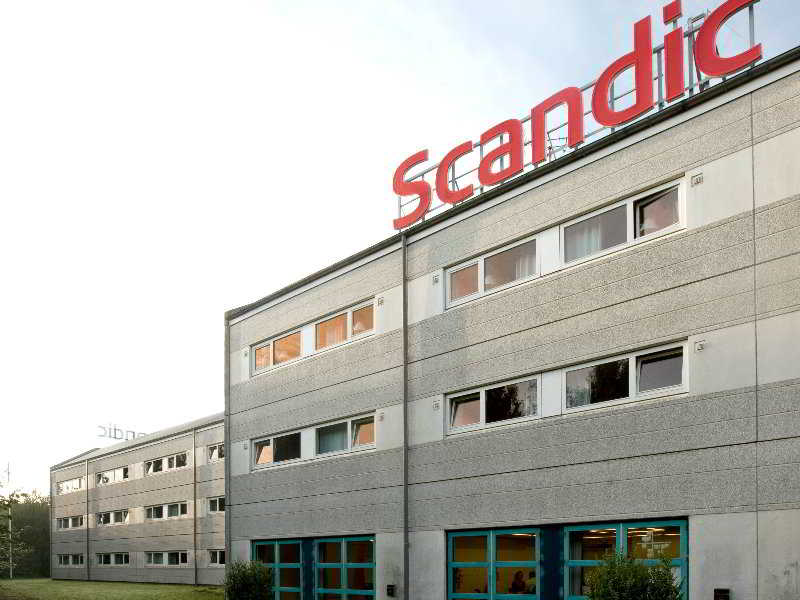Scandic Odense, Hvidkaervej,25