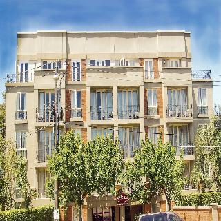 Adina Apartment Hotel…, 52 Darling Street, 0 .