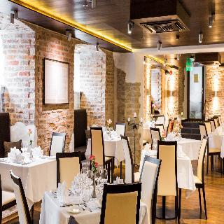 Von Stackelberg Hotel Tallinn - Restaurant