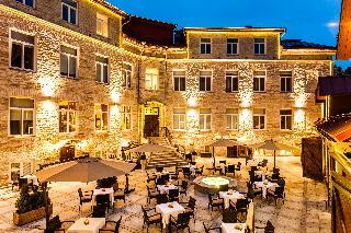 Von Stackelberg Hotel Tallinn - Terrasse