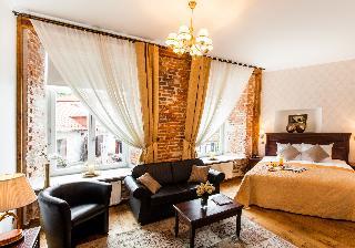 Von Stackelberg Hotel Tallinn - Zimmer