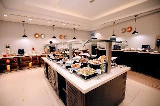 Express By Holiday Inn Dubai Internet City - Restaurant