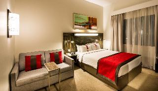 Express By Holiday Inn Dubai Internet City - Zimmer