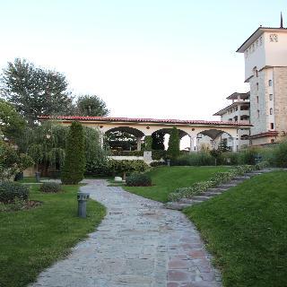 Royal Palace Helena Park - Terrasse