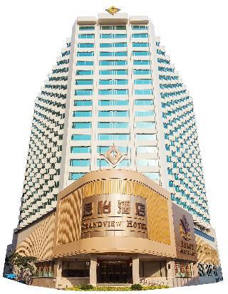 Grandview Hotel Macau, 142 Estrada Governador Albano…
