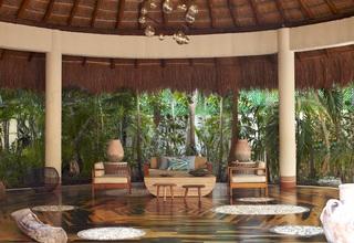 Viceroy Riviera Maya - Diele