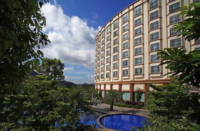 Goodview Hotel Sangem…, Shixin Avenue, Zhangmutou,