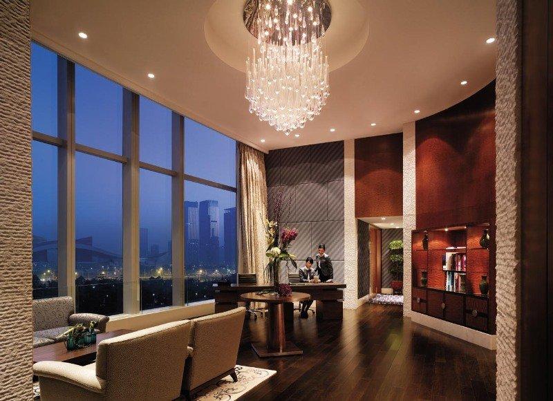 Futian Shangri-la Hotel, 4088 Yi Tian Lu Futian,