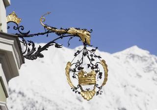 Goldene Krone, Maria-theresien-strasse,44-46