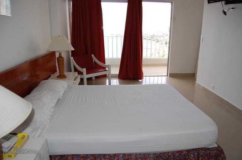 Cartagena Real - Zimmer