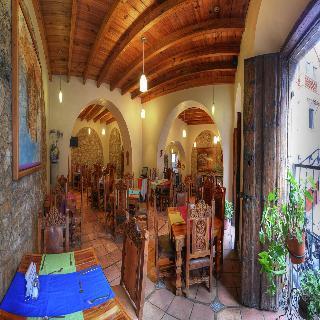 Agua Escondida - Restaurant