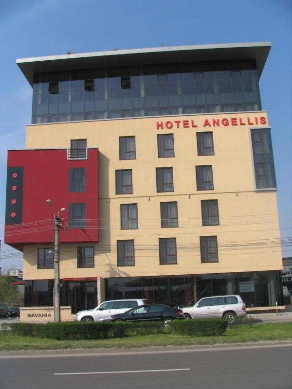Angellis, Strada Divizia 9 Cavalerie…