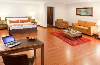 Estelar Windsor House All Suites - Zimmer