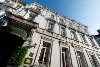 Relais and Chateaux Hotel Heritage - Generell
