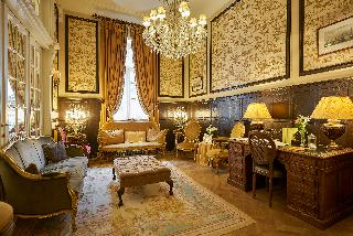 Relais and Chateaux Hotel Heritage - Diele