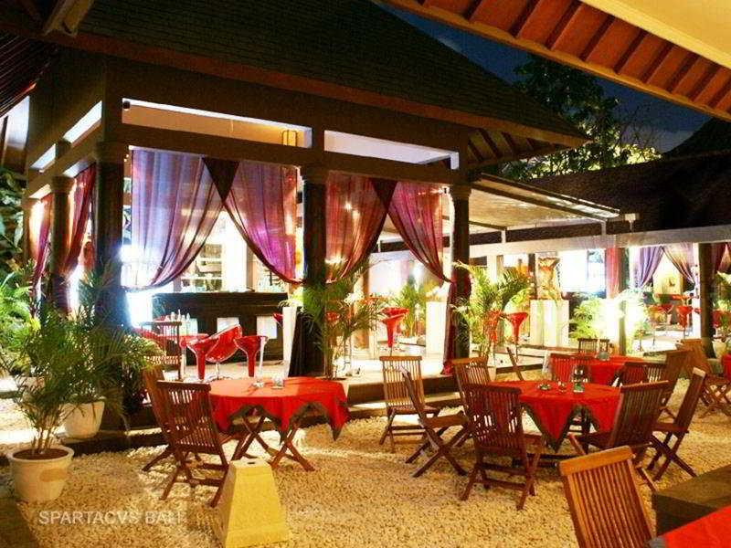 Spartacvs Bali Hotel, Jl Pura Telaga Waja, Petitenget,