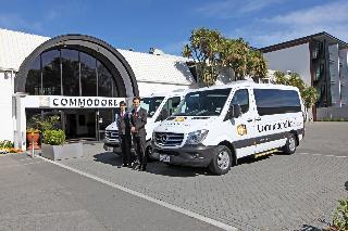 Commodore Airport Hotel, 449 Memorial Avenue,449