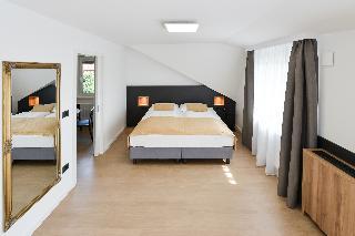 Ahotel Hotel Ljubljana - Zimmer