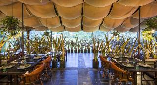 Movich Hotel Las Lomas - Terrasse