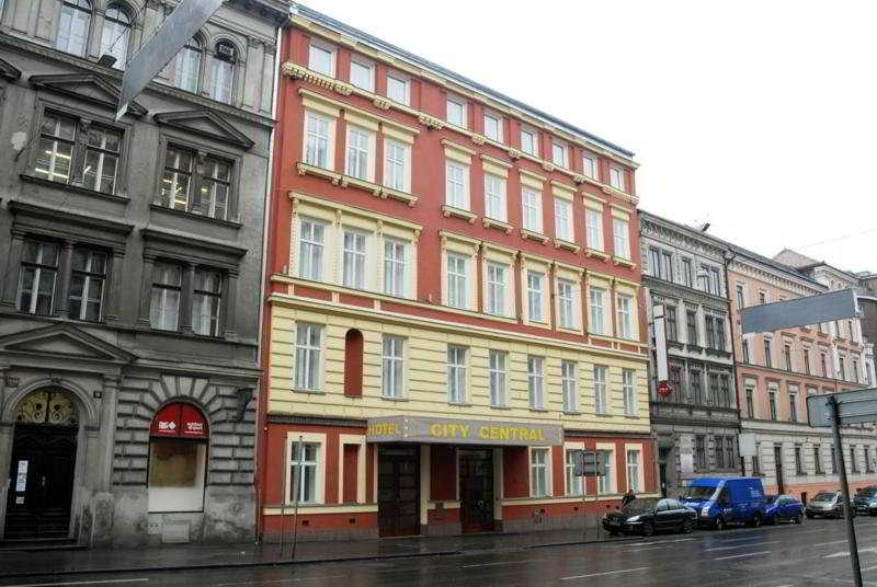 City central de luxe prague for Hotel city central prague