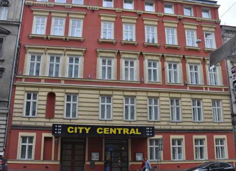City Central de Luxe, Sokolska,21