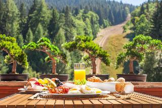 Yastrebets Wellness & Spa - Terrasse
