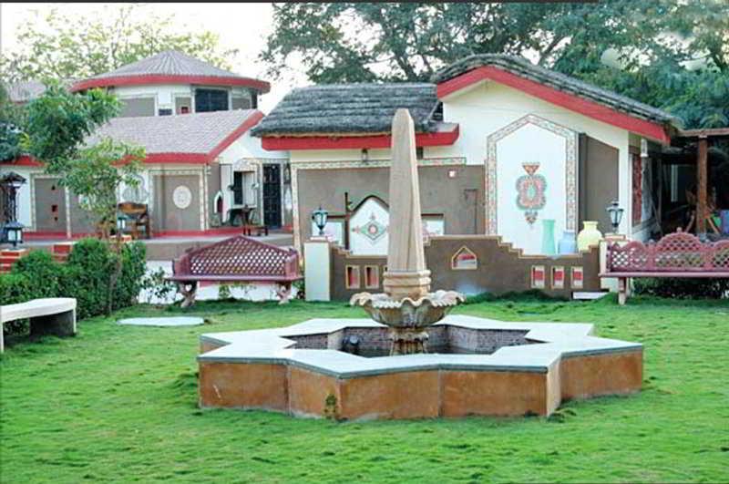 Chokhi Dhani Resort, 12 Miles, Tonk Road,via Vatika,…