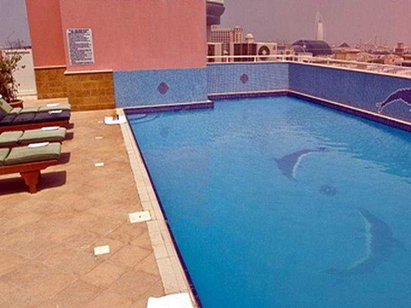 La Villa Najd Hotel Apartments - Pool