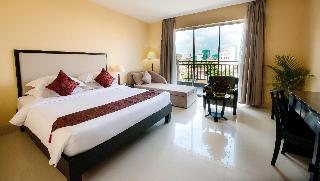 Almond Hotel - Phnom…, Sothearos Blvd Corner Of…