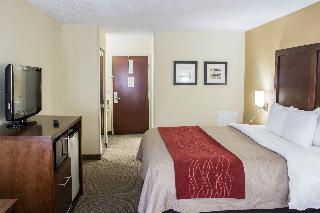 Comfort Inn, 126 Cleveland Crossing Drive,126