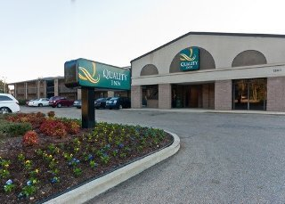 Quality Inn Tupelo - Near Barnes Crossing Mall