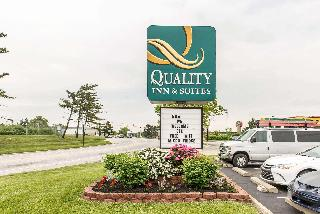 Quality Inn & Suites, 2340 Westbelt Drive,2340