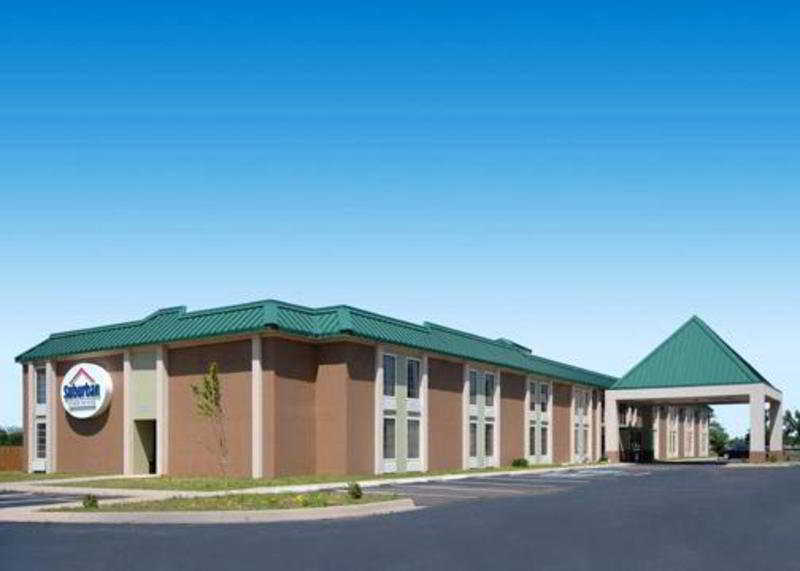 Suburban Extended Stay…, 3850 S Prospect Ave,