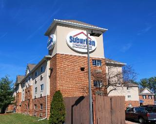 Suburban Extended Stay…, 7831 Shrader Road,